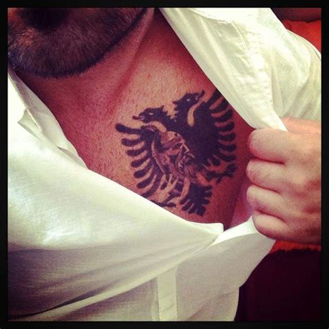 albanian flag tattoo best 25 albanian ideas on albanian