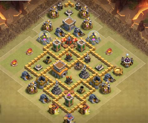 layout coc for war top 12 best town hall th 6 war bases anti everything 2018