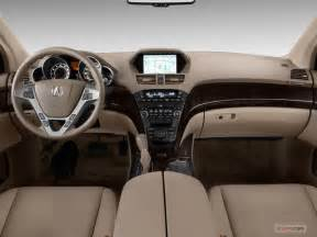 2010 acura mdx interior u s news world report