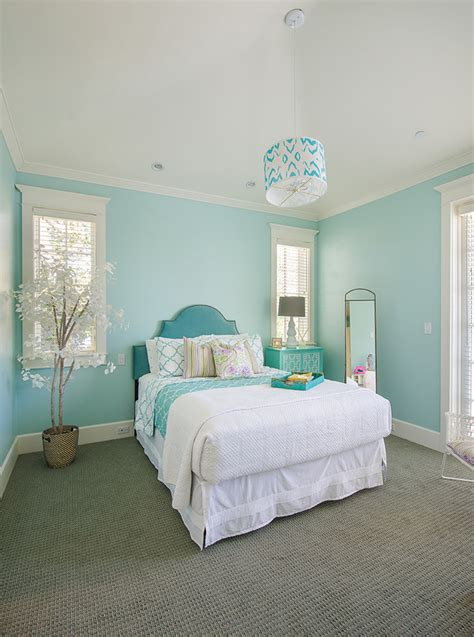 Turquoise Bedroom Ideas Pictures To Pin On Pinterest | house of turquoise builder boy coastal decorating