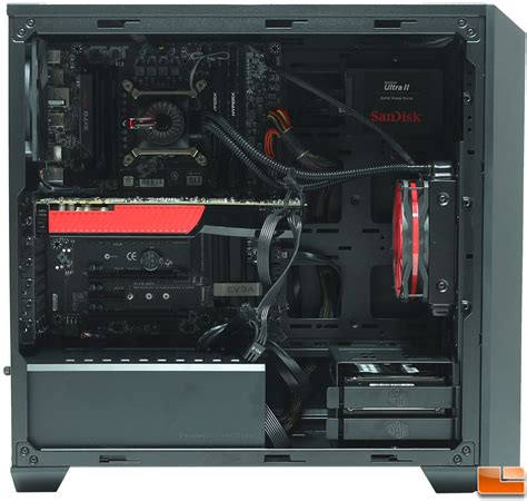 Cooler Master Masterbox 5 cooler master masterbox 5 review page 4 of 5 legit