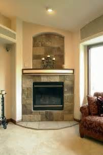 Backsplash Mortar - the corner fireplace design ideas featured here come in a wide array of stone types colors