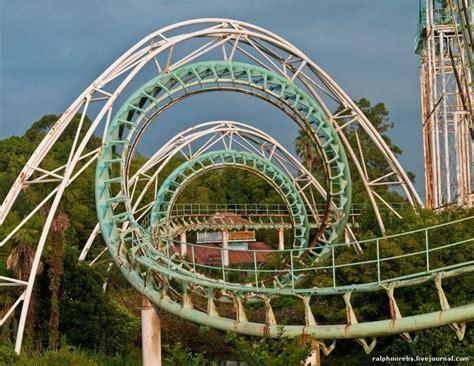 dreamland theme abandoned amusement park in japan 52 pics