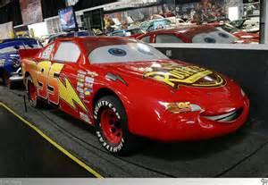 Lightning Mcqueen What Car Is He Lightning Mcqueen Aus Dem Disney Quot Cars Quot Ausgestellt