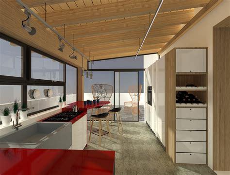 terrazzi verandati spostare la cucina sul terrazzo sfruttando il piano casa