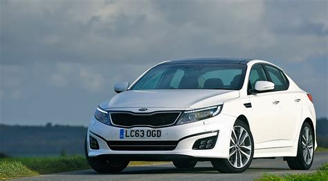 2014 Kia Optima Consumer Reviews Kia Optima 1 7 Crdi 2014 Review By Car Magazine