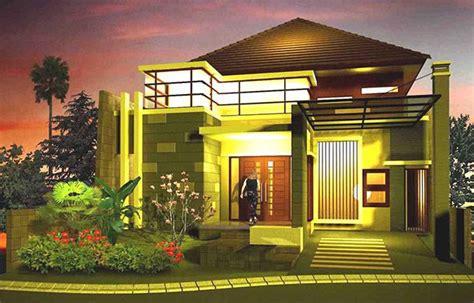 desain rumah mewah satu lantai  wwwkontraktor