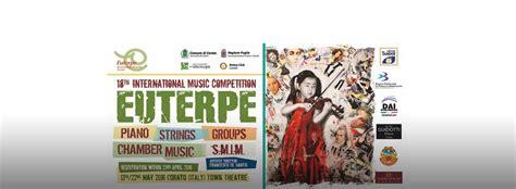 popolare di puglia e basilicata corato musica e integrazione euterpe competition alla 18 edizione