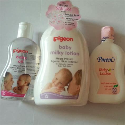Pigeon Baby Lotion bn pigeon baby or pigeon lotion or pureen baby