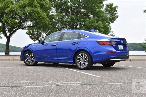 2019 Honda Insight Review by 2019 Honda Insight Drive Review Digital Trends