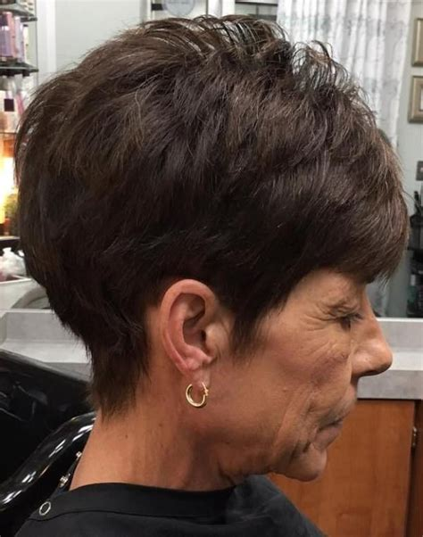 how does a pixie look on a fifty something 90 classy and simple short hairstyles for women over 50