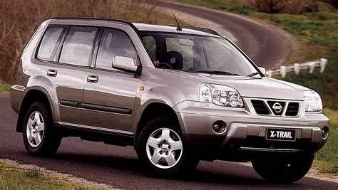 L Nissan X Trail 2001 Lh nissan x trail used review 2001 2013 carsguide