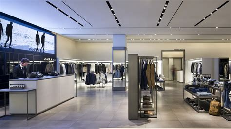 zara usa projects gensler