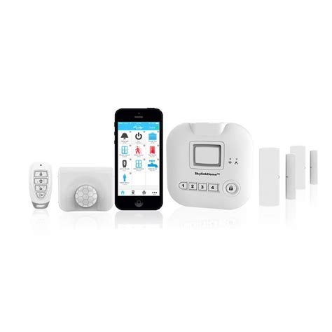 skylink net connected home alarm starter kit sk 200 the