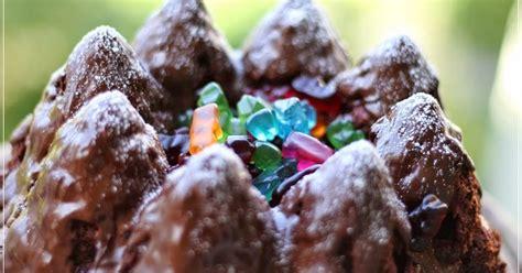 gummibärchen kuchen karens backwahn haribo schoko malz brombeer gugelhupf