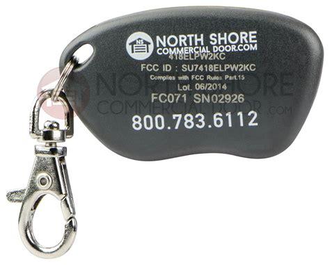 Monarch Garage Door Opener Monarch 418elpw2k Garage Door Opener Keychain Remote Chamberlain Elite Dt 418 2 Compatible