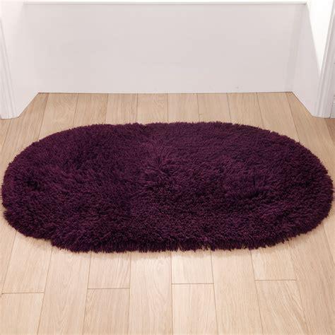 oval shaped carpet rug 5cm shaggy pile machine