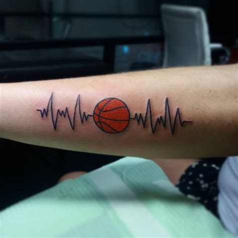 basketball tattoo awesome top 100 basketball tattoos http 4develop