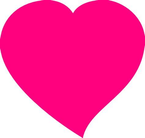 hearts clipart pink clip at clker vector clip
