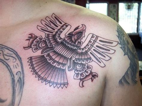aztec eagle tattoo designs 50 unique aztec tattoos for amazing ideas