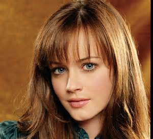 hairstyles medium length with wispy fringe and slightly curly lots of wispy bangs styles and inspiration helen s style
