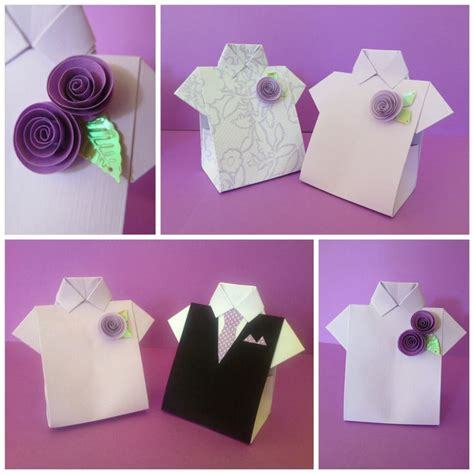 Origami Favors - 17 best images about origami shirt favor boxes on
