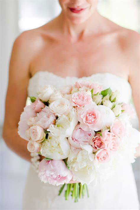 wedding trends peony bouquets part 1