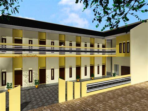 ide konsep desain rumah kost desainrumahmini