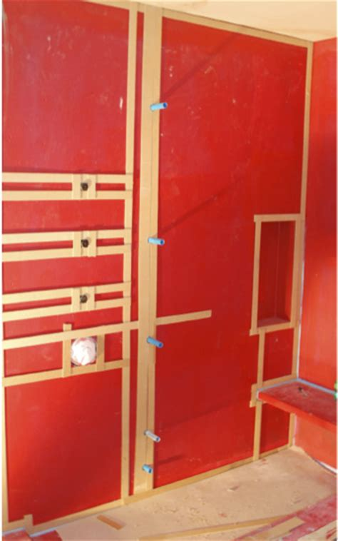 steam room temperature tcna by the book membranes in steam shower steam room application tileletter