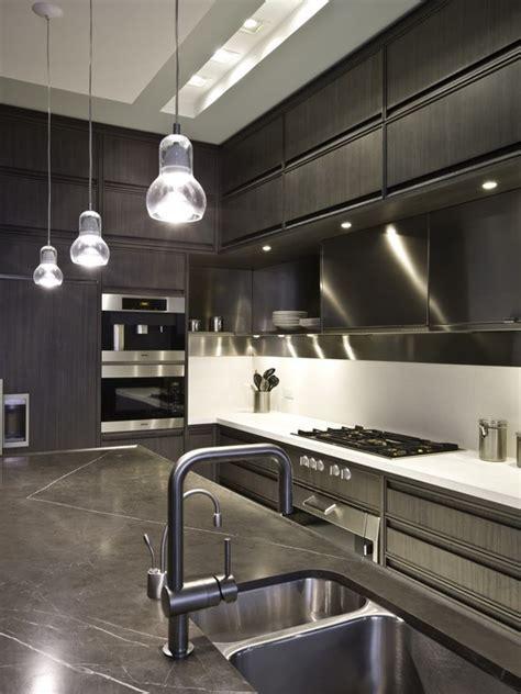 Modern Sleek Design by Modern Kitchen Designs For Your Home Decozilla