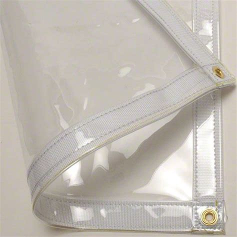 clear vinyl outdoor curtains diy 20 gauge vinyl for curtains 10 clear vinyl tarp 20