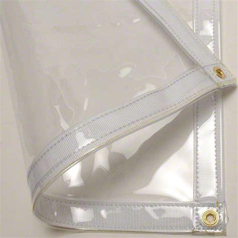 clear vinyl outdoor patio curtains diy 20 gauge vinyl for curtains 10 clear vinyl tarp 20
