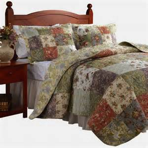 Country Patchwork Quilt Sets - 403 forbidden