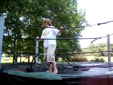 how to make a backyard wrestling ring how to build a backyard wrestling ring
