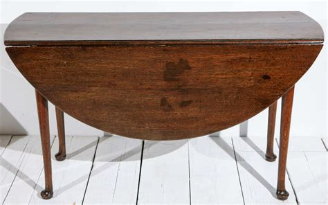 walnut drop leaf dining table and console