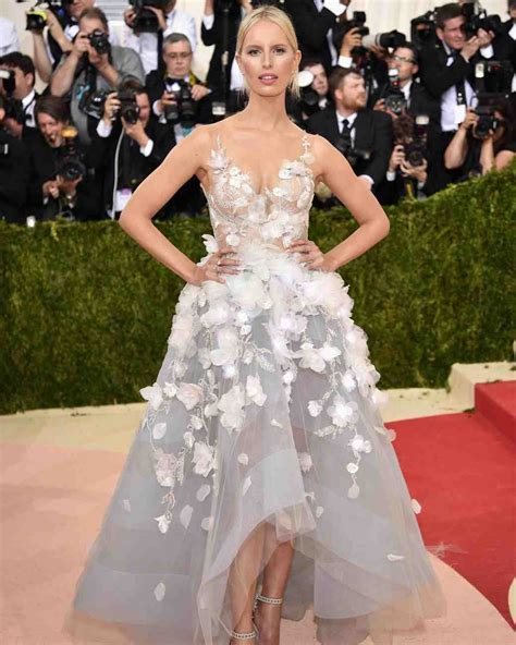 The Best Bridal Looks from the 2016 Met Gala   Martha