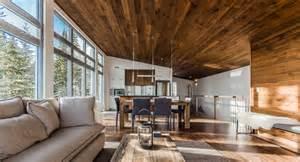 plafond lambris