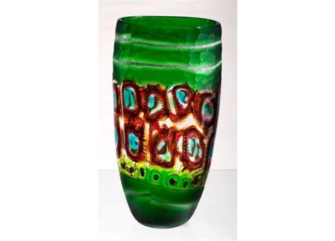 produzione vasi produzione vaso molato veneziano lavorazione vetro murano