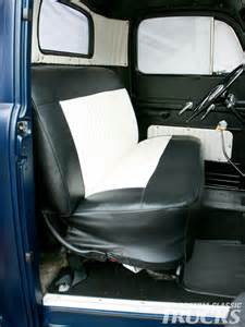 Ford Truck Seats 1949 Ford F1 Seats Photo 3