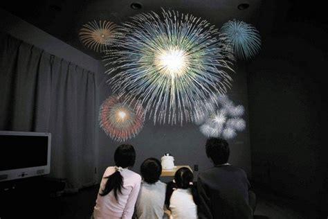 Sega Indoor Fireworks Projector   Bonjourlife