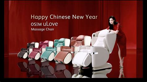 osim new year promotion osim ulove chair happy new year fan