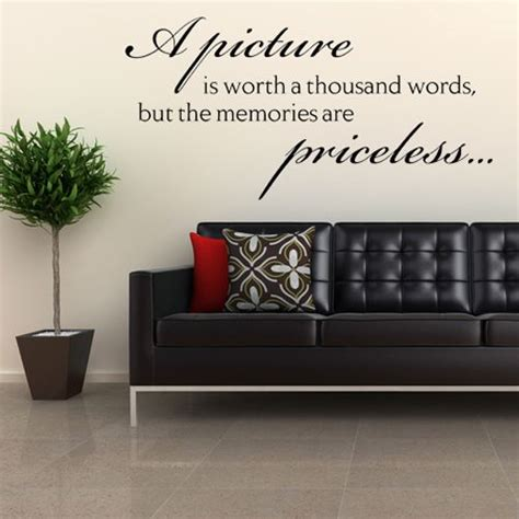 A Painting Is Worth A Thousand Words by A Picture Is Worth A Thousand Words Family Wall