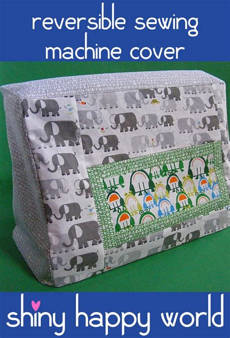 pattern for sewing machine cover free pattern sewing machine cover by wendi gratz