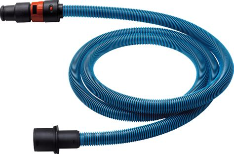 Chihiros Clean Hose 1622 Mm vh1622a anti static 16 ft 22 mm diameter dust extractor hose bosch power tools