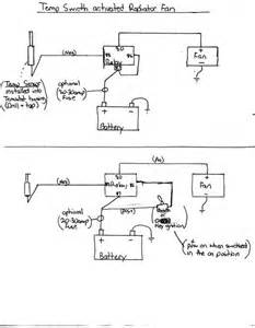 any one how to wire a toggle switch to a radiator fan honda tech honda forum discussion