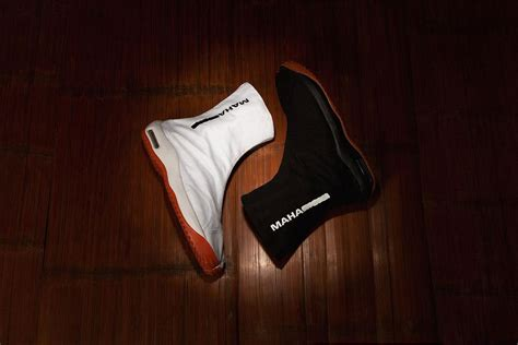 Maha Footwear Prince Black maharishi maha tabi boot fw18 release hypebeast