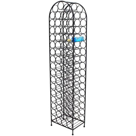 wine rack wrought iron large wrought iron wine rack for sale at 1stdibs