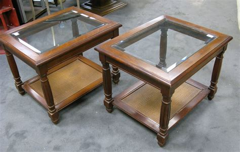 wood glass end glass end simple monarch specialties inc with