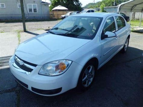 how to sell used cars 2007 chevrolet cobalt ss regenerative braking sell used 2007 chevrolet cobalt ltz in 5201 maccorkle ave se charleston west virginia united
