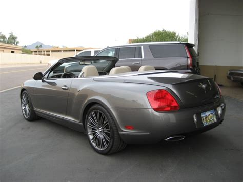 gtc bentley for sale 2011 bentley continental gtc speed convertible for sale